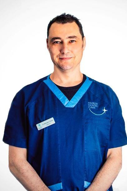 Dr Brendon Parker