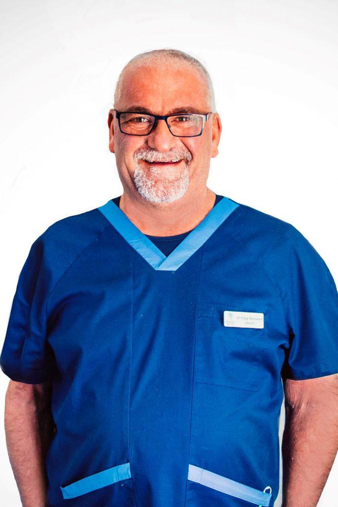 Dr Craig Woolward