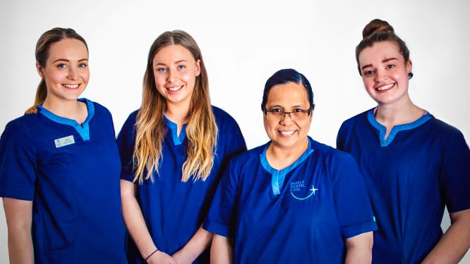 Parker Dental Care Staff